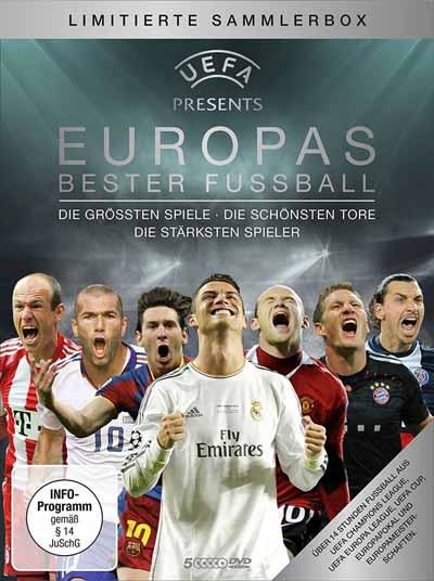 Europas bester Fußball